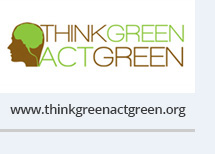 Think Green Act Green